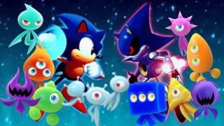 Toot Toot Sonic Colors (Sonic Colors & Sonic CD)
