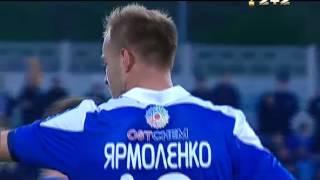 Миколаїв - Динамо - 0:4. Відео третього голу Ярмоленка