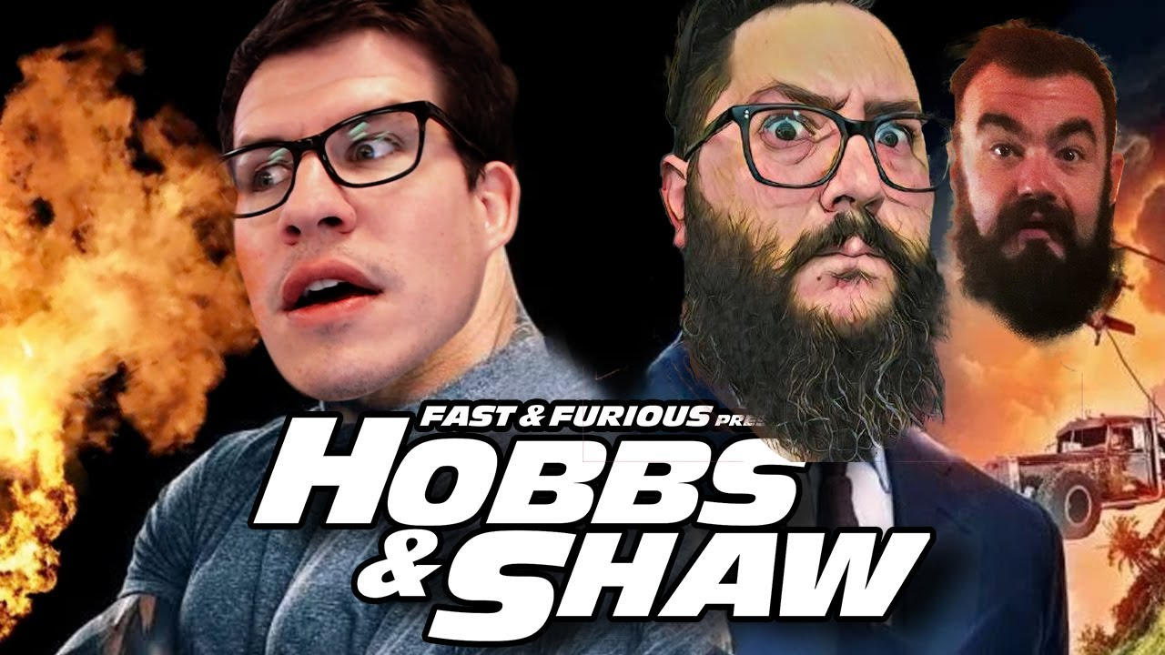 Future of Fast and Furious: Hobbs & Shaw Review - Movie Podcast