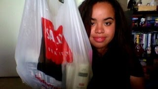 Target and Sally's beauty haul Thumbnail
