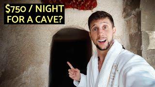 Cappadocia's Most Luxurious Cave Hotel (Underground Living)