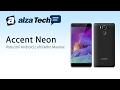 Accent Neon Black: Robustní Android z Maroka! - AlzaTech #485