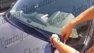 Renault Duster 2010-2017 жабо AutoPlast Польша