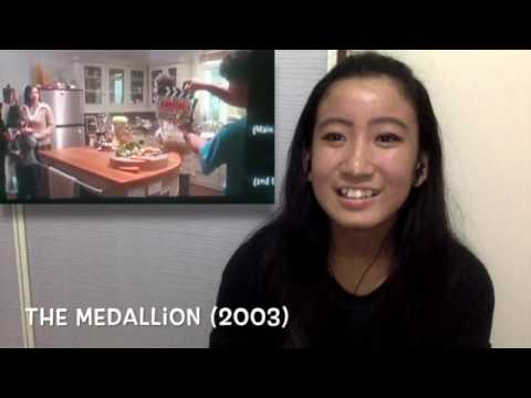 Jackie Chan's Films (part 1) - The Tuxedo & The Medallion Bloopers REACTION