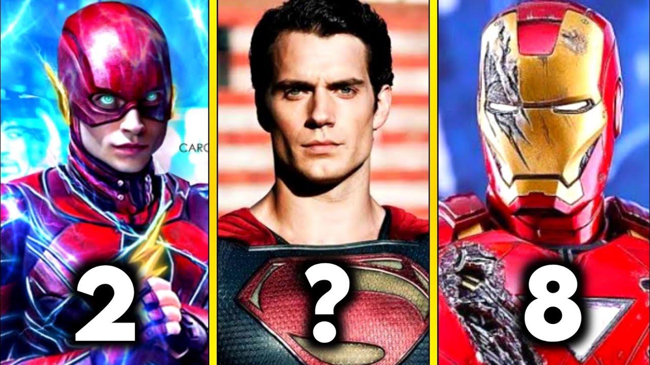 Top 10 Fastest Superheroes in MCU and DCEU in Hindi    Top 10 Fastest Superheroes    Ep 06