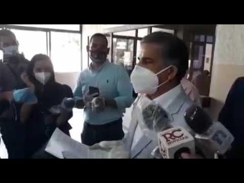 PRM deposita denuncia ante el PEPCA por supuesta irregularidades en licitación en compras de emergencias