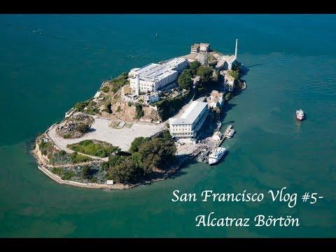 San Francisco Vlog #5-Alcatraz börtön