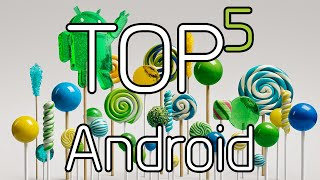 TOP 5 Tips for Android 5.0 Lollipop