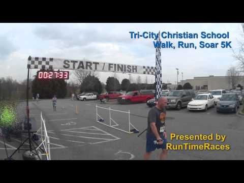 Tri-City Christian School Walk, Run, Soar 5K