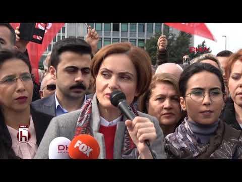 CHP İstanbul'un 2019 Yerel Seçim Sloganı Belli Oldu / Canan Kaftancıoğlu