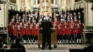Wiltener Sängerknaben mit Non nobis Domine von W. Byrd unter Johannes Stecher