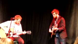 Joe Summers /w Bobby Long - May You Never (John Martyn Cover)(Cologne 01/27/13)