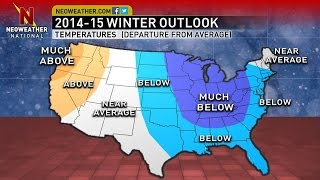 Official 2014-2015 Winter Forecast