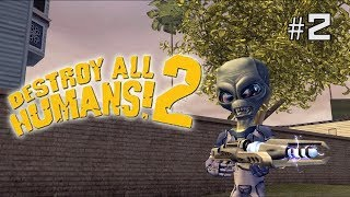 Twitch Livestream   Destroy All Humans 2 100% Part 2 [PS4/PS2]