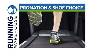 Pronation & Shoe Selection