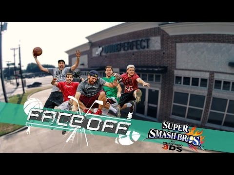 Thumbnail: Dude Perfect: Nintendo 3DS Super Smash Bros. Challenge