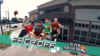 Dude Perfect: Nintendo 3DS Super Smash Bros. Challenge