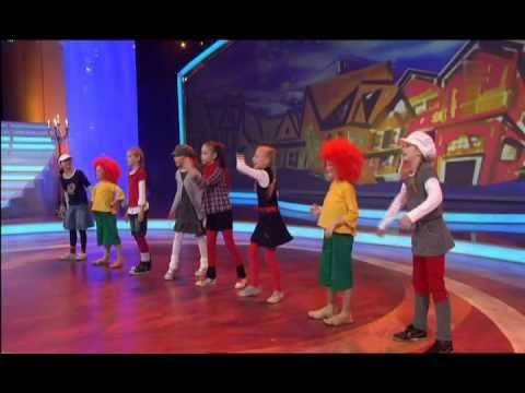 Volksmusikspatzen - Hurra Hurra der Kobold mit dem roten Haar 2011