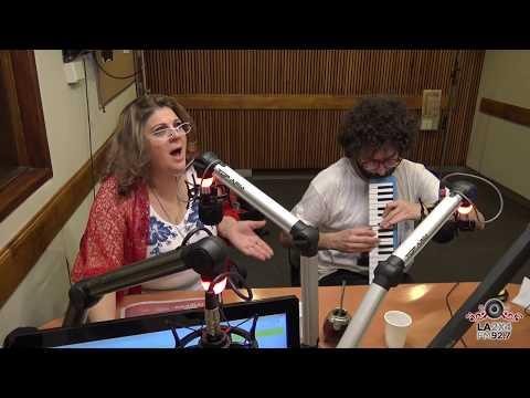 """<h3 class=""""list-group-item-title"""">Sandra Luna y Fabrizio Mocata en """"El Arranque"""" """"Torna a Surriento""""</h3>"""