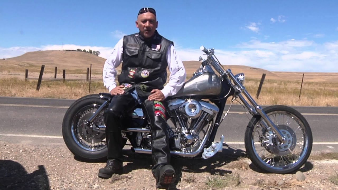 Harley Davidson and the Marlboro Man Bike Specs - YouTube