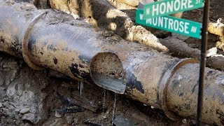 BOMBSHELL: 70% Of Chicago Water Tainted With Toxic Lead