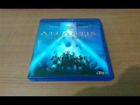 Trailer do filme Atlantis - O retorno de Milo