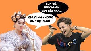 """Ali Hoàng Dương xin được yêu Trúc Nhân và phản ứng """"cực mặn"""" của Thu Minh"""