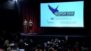2017 Raptor Tank Business Pitch Competition