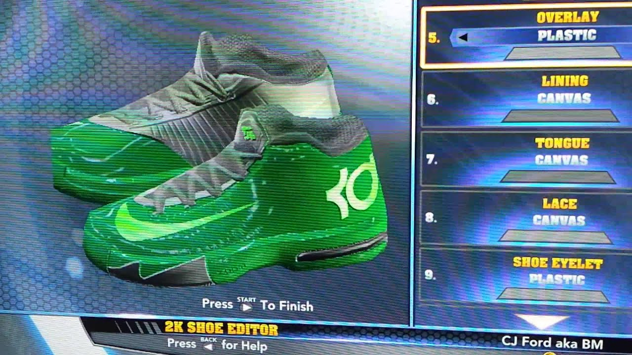 c8c3d7890377 KD 6 Bamboo for NBA 2K14 - YouTube