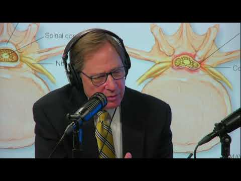 Spinal stenosis: Mayo Clinic Radio