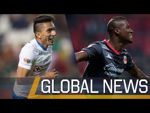 Goles de Ángel Mena y Cristian Penilla en la Copa MX