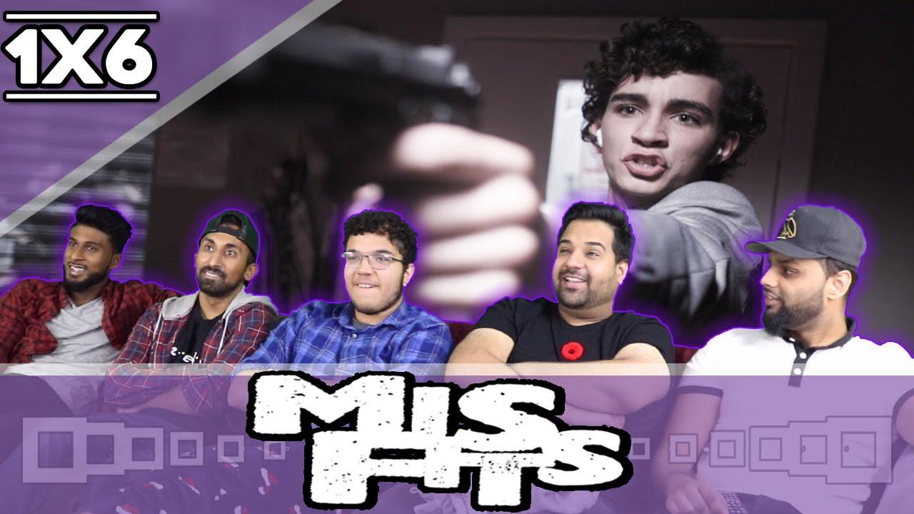 "Download MISFITS   1x6   ""Episode 6""   REACTION!"