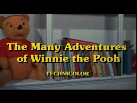Many Adventures of Winnie the Pooh - Disneycember