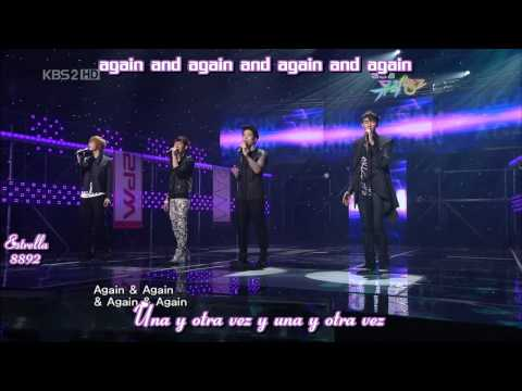 2AM Y 2PM Oneday -  Special Stage (Sub Español)