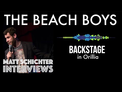 The Beach Boys' Mike Love Interview