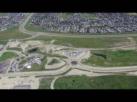 Calgary South-West Ring Road Route