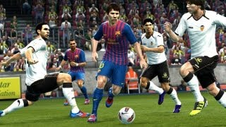 Pro Evolution Soccer 2014 - Game Features