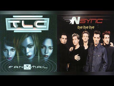 Bye Bye Scrubs - *NSYNC vs. TLC (Flipped Mashup)