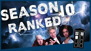 Series 10 Episode Ranking │Doctor Who