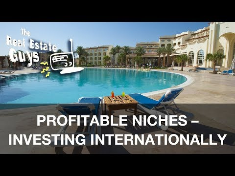 Profitable Niches - Investing Internationally