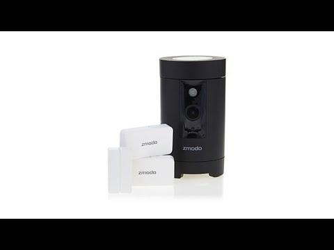 Zmodo Pivot 1080p Full HD 360 Smart Security System