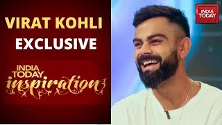 Virat Kohli Exclusive On His Failures, Success, Personal Life, Career | India Today Inspiration