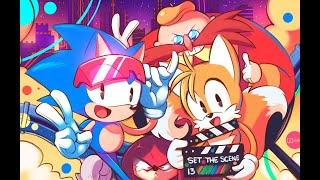 Sonic Mania - Setting The Scene (MAP) - Extended