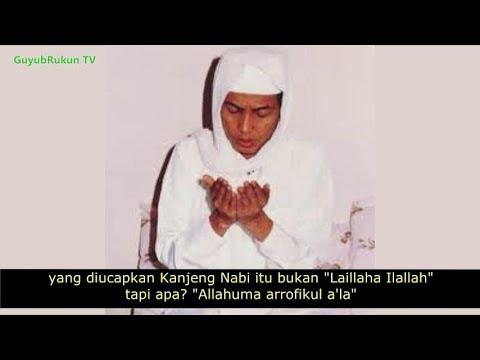 Indahnya Robitoh Tujuan Thoriqoh (Syeikh Ahmad Asrori Ra) Sub Indonesia