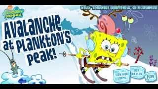 Spongebob Squarepants♥Avalanche at Plankton