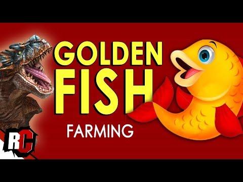Monster Hunter: World | Valuable GOLDEN FISH Location To Farm Money (Best Fish For Farming Money)