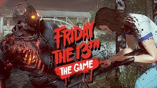 Friday The 13th The Game Gameplay German - Dieses Ende schockt alle!
