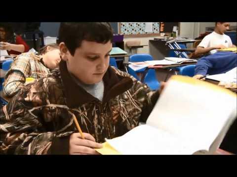 Learning progressions in Lockerman Middle School