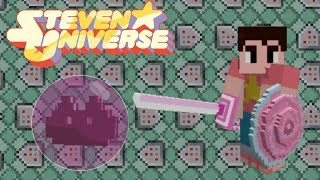 STEVEN UNIVERSE'S Powers in Minecraft 1.12 ★ Only One Command Mod