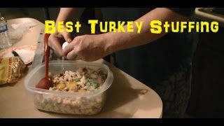 Home Made Stove Top Stuffing Yr Old Recipe Bread Filling